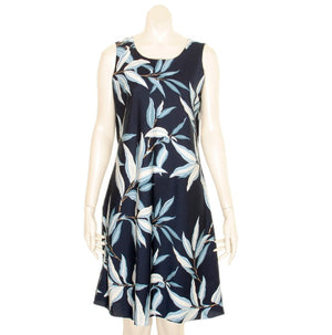 Ti Leaf Short Dress