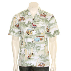 Surfing Woody Aloha Shirt