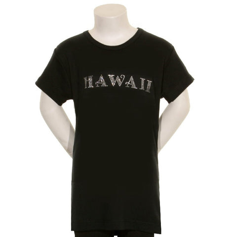 Hawaii Junior Fitted Tee - CSJ 2-2