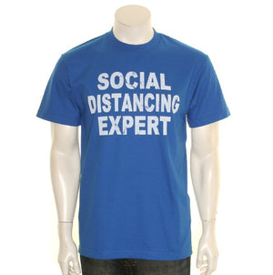 Social Distancing Expert Men's T-shirt