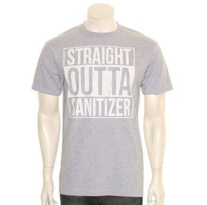 Straight Outta Sanitizer Men's T-shirt
