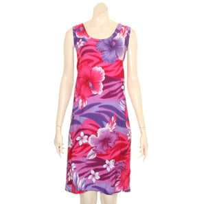 Island Tye Dye Tank Dress(110440) ~ Ruby