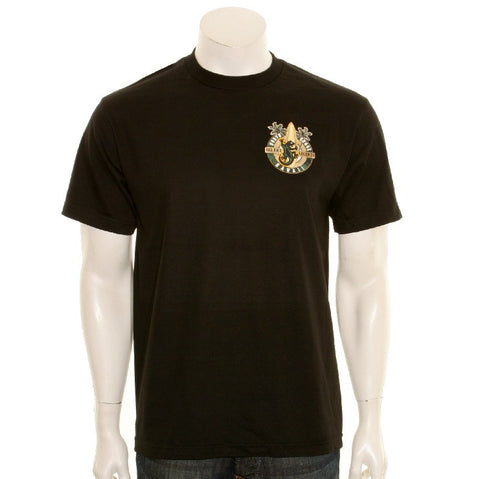 North Shore Island Legends Gecko Men's T-shirt - HA96-1 Black