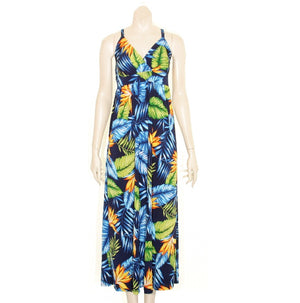 Summer's Fashion A-Line Long Dress