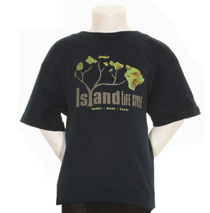Island Lifestyle Boy's T-shirt - HC45-10