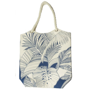 Islander Navy Canvas Bag