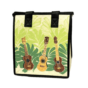 Jamming Cream Petite Hawaiian Insulated Hot/Cold Reusable Bag