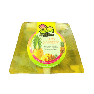 Bubble Shack Juicy Pineapple Chunk Soap