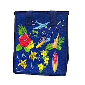 Livin' Hawaii Petite Hawaiian Insulated Hot/Cold Reusable Bag