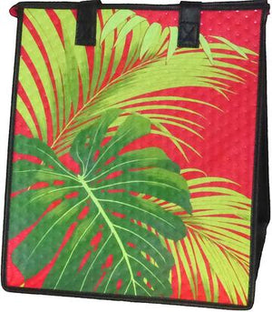 Moku Red  Insulated Hot/Cold Reusable Bag ~ Large