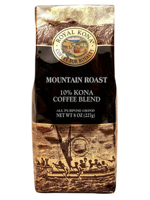 Royal Kona 10% Blend - Mountain Roast (8oz) APG