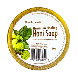 Bubble Shack Noni Soap - Original - 4oz