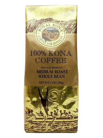 Royal Kona 100% Kona Coffee - Private Reserve (7oz)