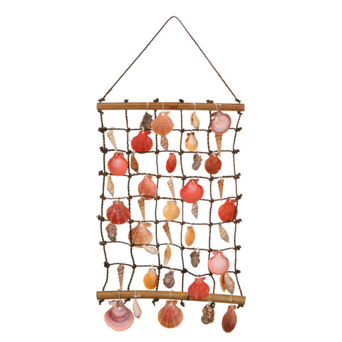 Shell Wall Hangings Shell hammock - TS 1008