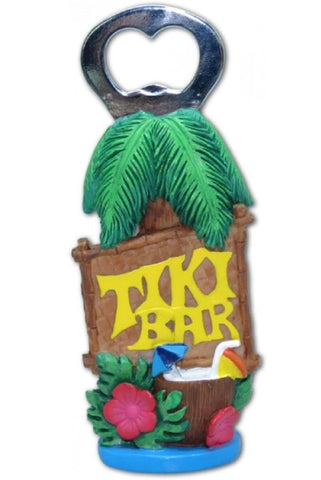 Tiki Bar Bottle Opener