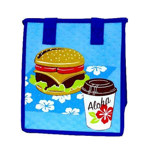 Yum Yum Sky Petite Hawaiian Insulated Hot/Cold Reusable Bag