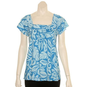 Cereus Square Neck Blouse