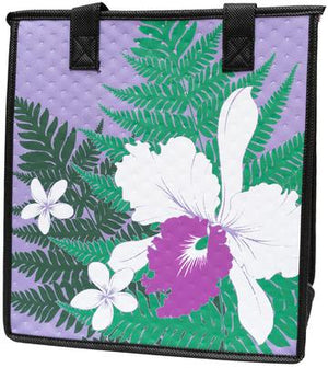 Hilo Lavender  Medium  Insulated Hot/Cold Reusable Bag