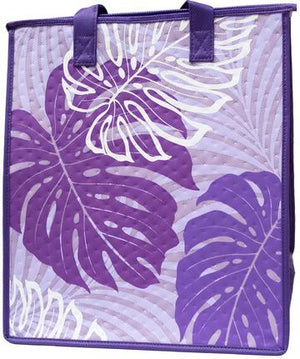 Ilikai Lavenda  Insulated Hot/Cold Reusable Bag ~ Large