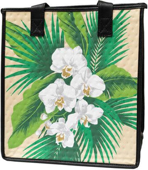 Orchard  Cream  Medium  Insulated Hot/Cold Reusable Bag