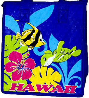 Ocean Friends Royal Petite Hawaiian Insulated Hot/Cold Reusable Bag
