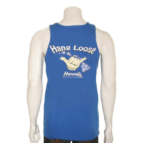 Hang Loose Tank Top  ~  HA75-4 T/T