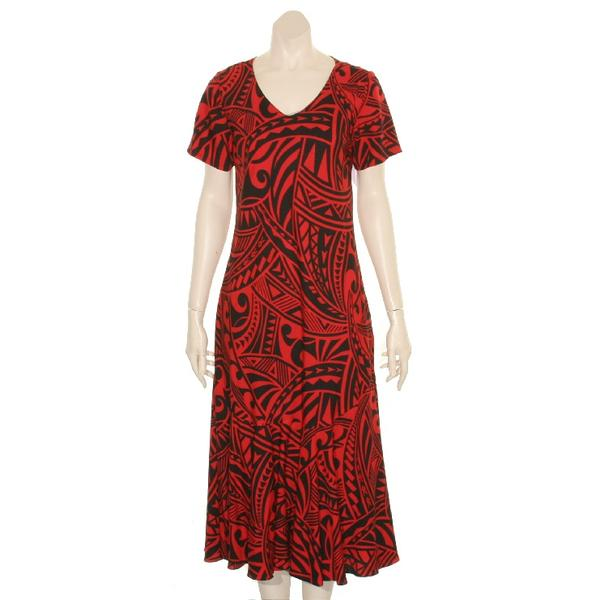 39ab5175d7c  NEW  Tribal V-Neck Dress