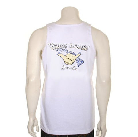 Hang Loose Tank Top  ~ HA 75-4 T/T