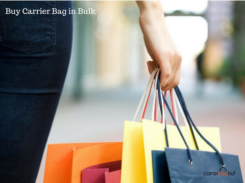 Buy Carrier Bag in Bulk And Save More