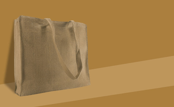 Get Exclusive Designs of Jute Bag at Your Favourite Web Store-Carrier Bag Hut!