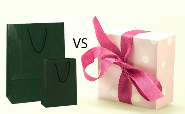 Gift Bags Vs. Gift Boxes –Which One Is Better?