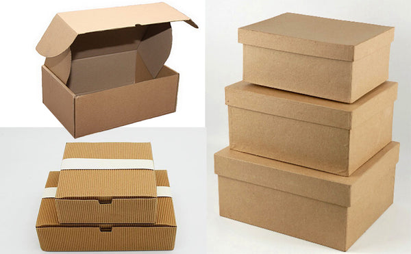 How Are Gift Boxes Made with Corrugated Sheets?