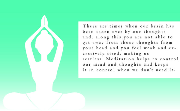 Importance of meditation: