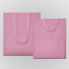 Light Pink Natural Cotton Bags