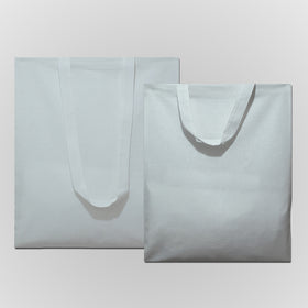 White Natural Cotton Bags
