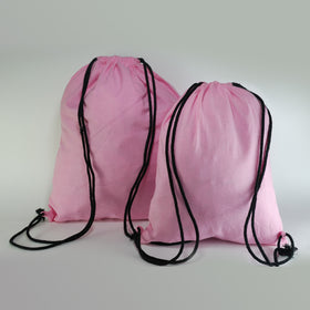 Light-pink-natural-cotton-backpack-bags