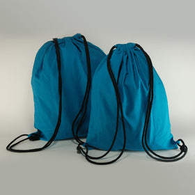 Dark-blue-natural-cotton-backpack-bags