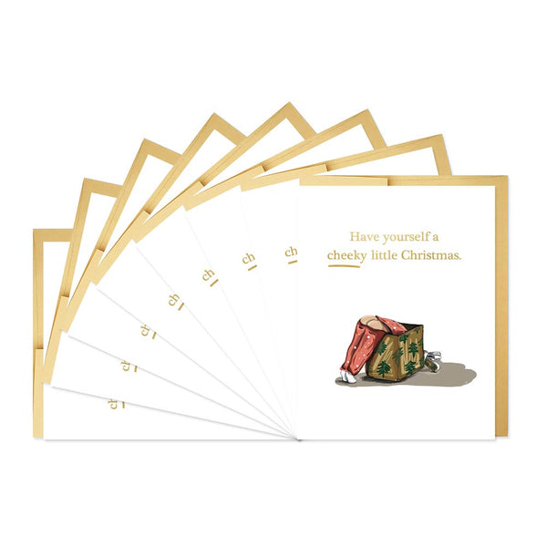 Cheeky Little Christmas - Boxed Set of Six