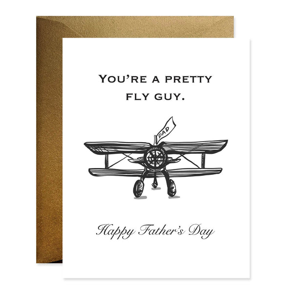 Fly Guy Father's Day