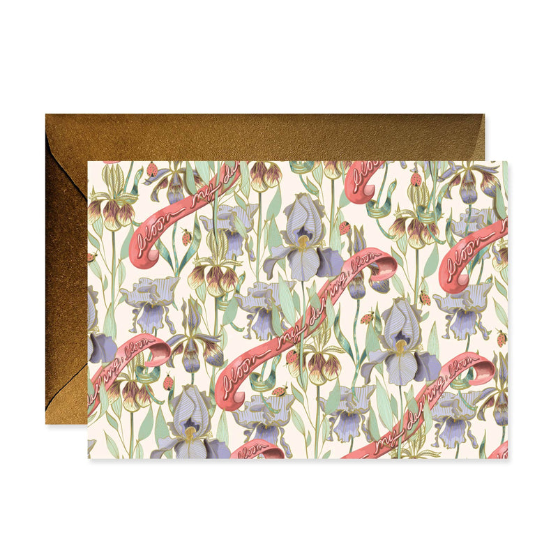 Bloom My Darling Stationery