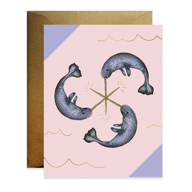 Narwhal Circle - Boxed Set of Six
