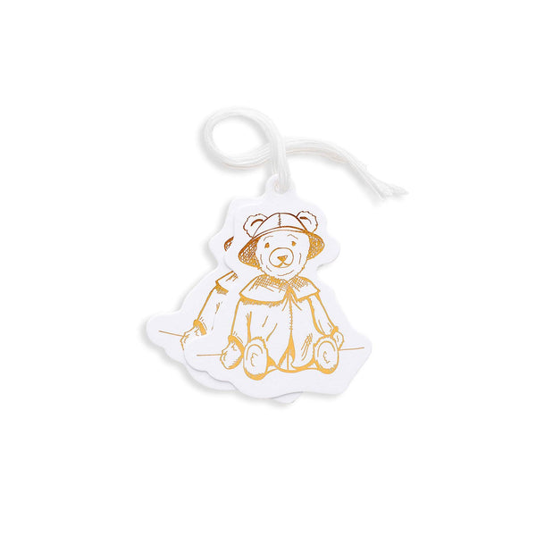 Toy Teddy Die Cut Gift Tag Set