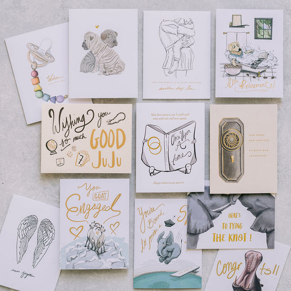 Year Of Milestones Greeting Card Bundle