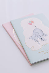 Elephant Notebook Duo