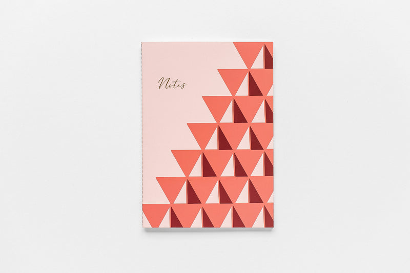 Pyramid Notebook Duo