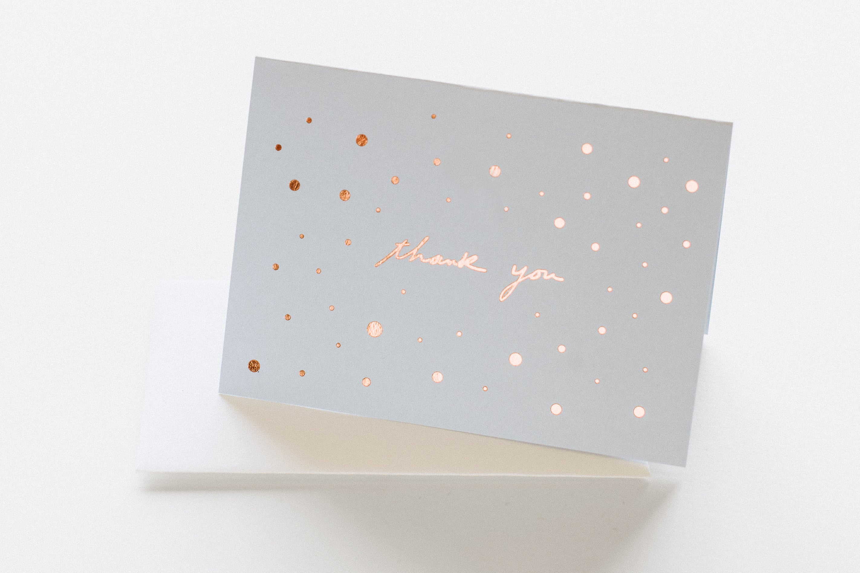 Speckled Thank You - Boxed Set of Six