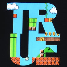 Load image into Gallery viewer, Mens True 1up T-Shirt Black - Shop True Clothing