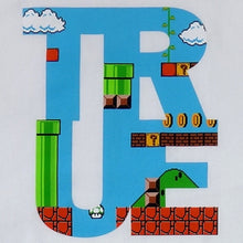 Load image into Gallery viewer, Mens True 1up T-Shirt White - Shop True Clothing