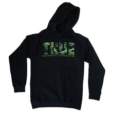 Load image into Gallery viewer, Mens True Weed Hoodie Black