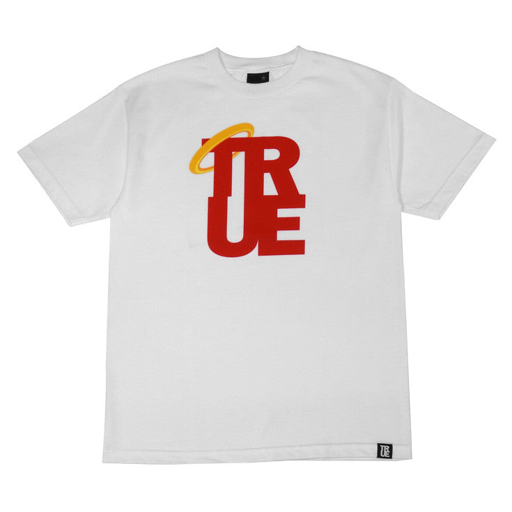 Mens True Angels T-Shirt White - Shop True Clothing
